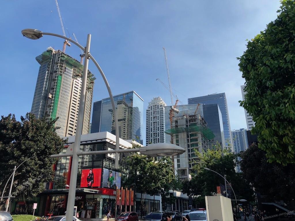 フィリピンのボニファシオ・グローバルシティ