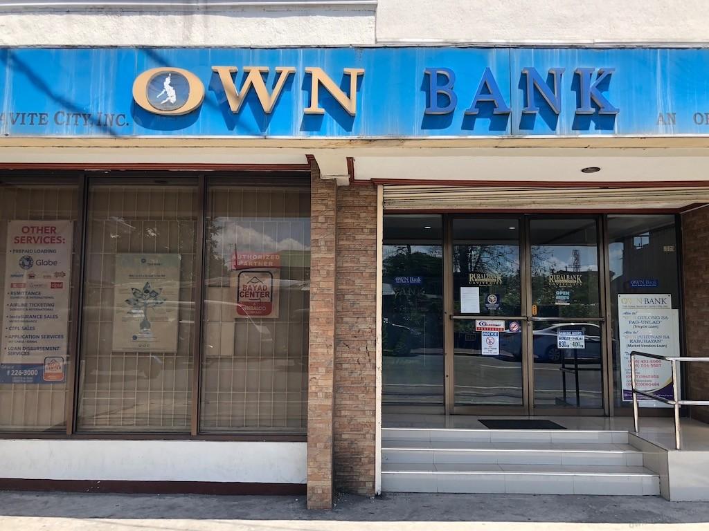 オウン銀行の本店に行ってきました